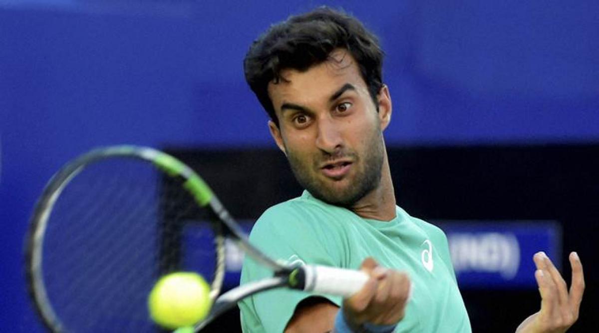 Chennai Open: Prajnesh Gunneswaran, Yuki Bhambri move ahead in qualifiers