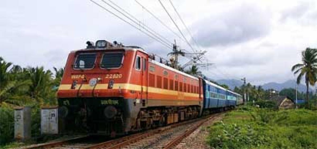 Railways launch online clean my coach service