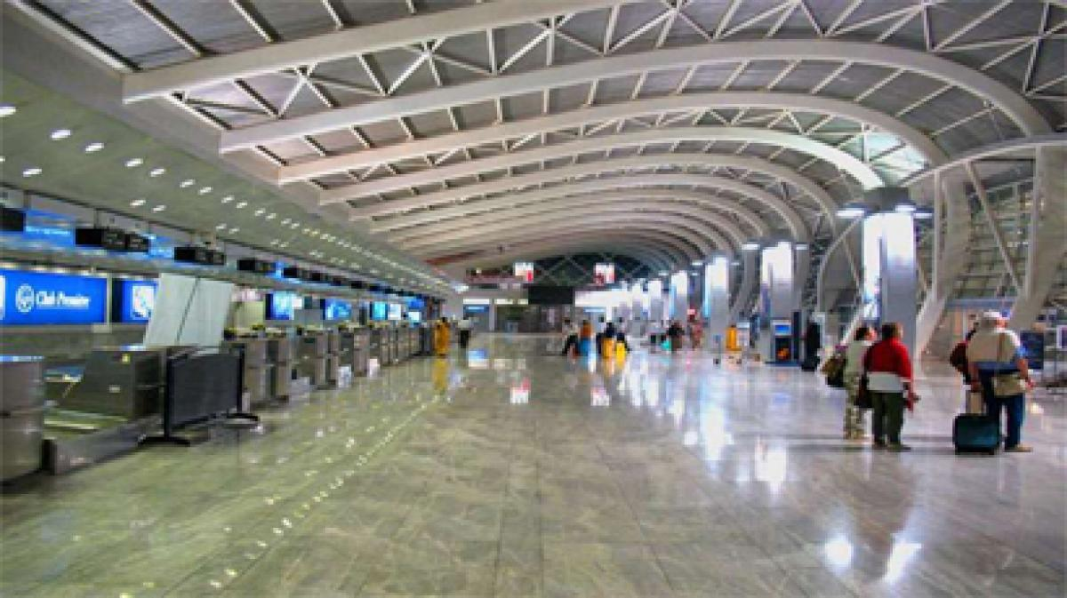 Threat to blow up Mumbai airport by February 2