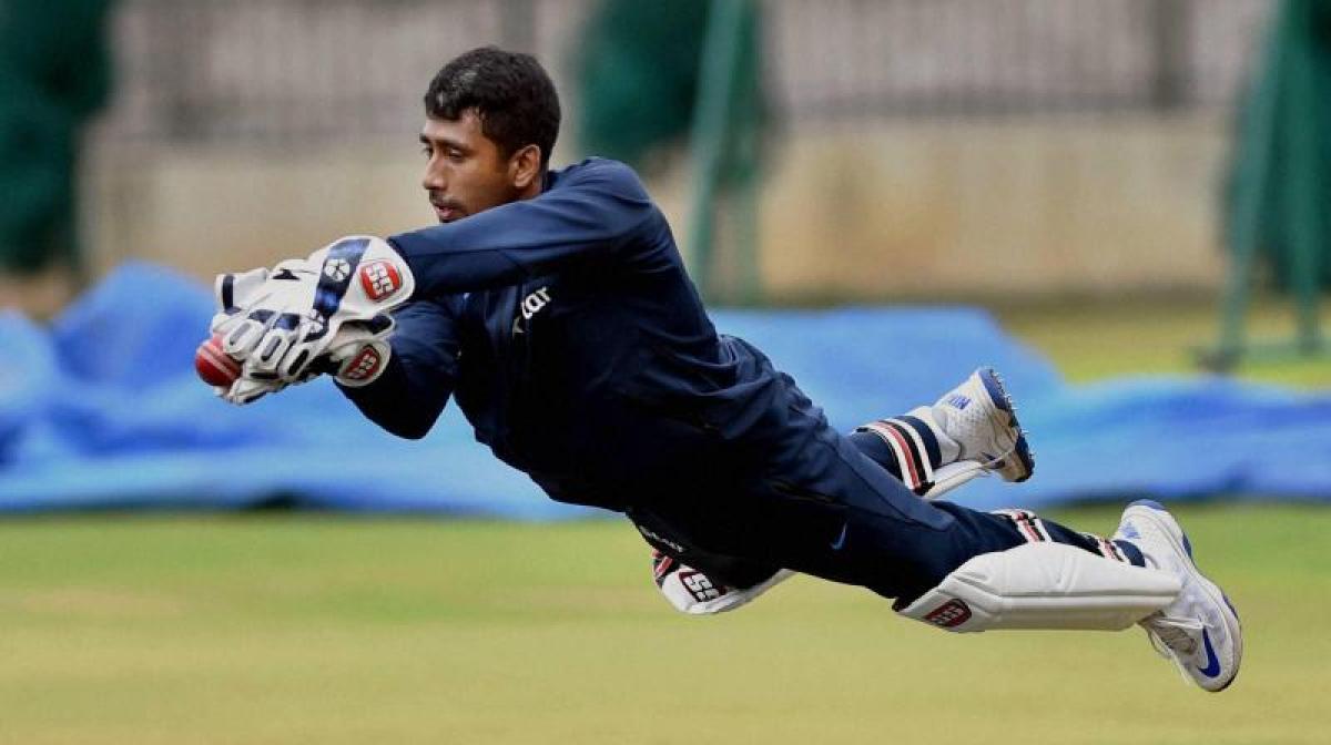 Wriddhiman Saha automatic choice as no.1 Test wicketkeeper: Sourav Ganguly