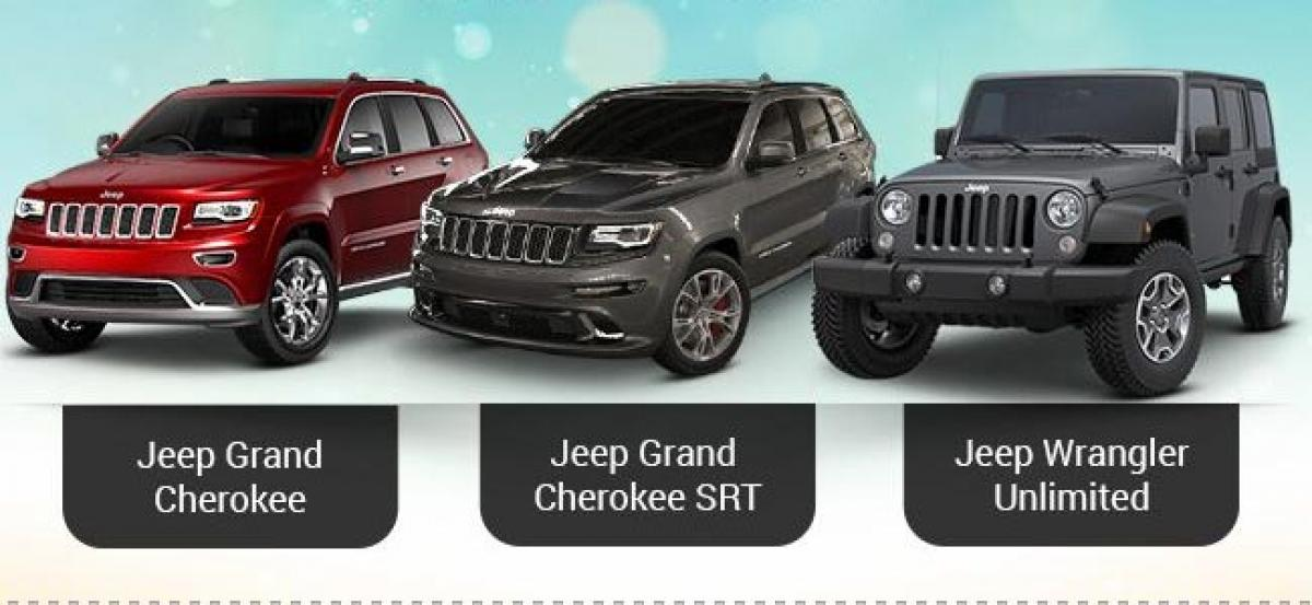 Know Your Jeep: Grand Cherokee, Grand Cherokee SRT And Wrangler Unlimited