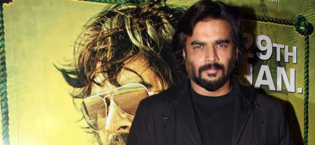 Madhavan turns khadoos, irritated when someone intentionally hurts the other person