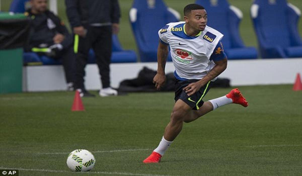 Manchester clubs in an attempt to sign Brazilian Striker Gabriel