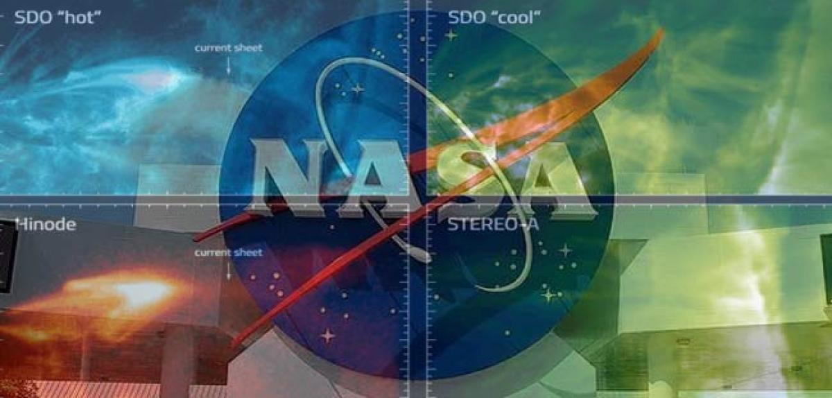 Intense solar flares decoded by Nasa missions