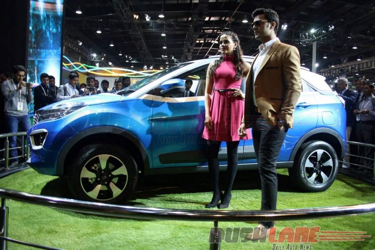 Check out: Maruti Vitara Brezza rival Tata Nexon AMT