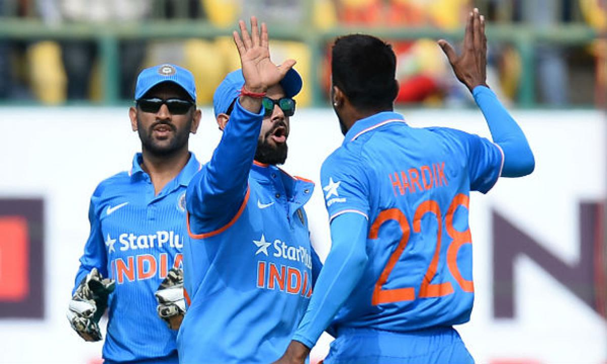 India sets its eyes to seal the series in fourth ODI against New Zealand