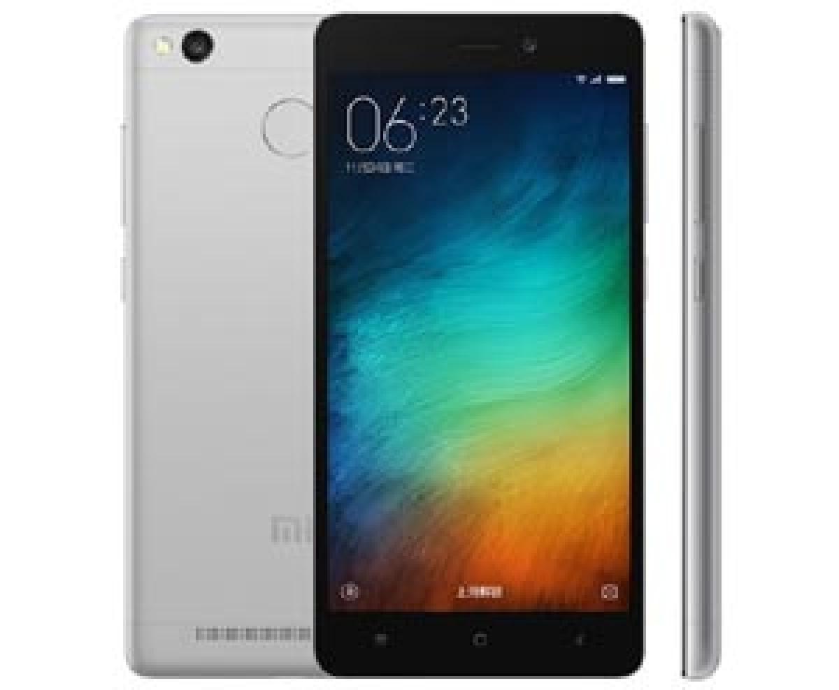 Xiaomi Redmi 3S smartphone launched