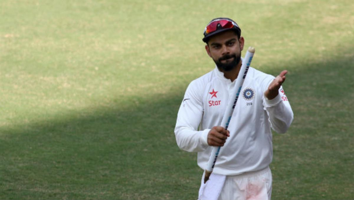 Virat Kohli named captain of the year at ESPNcricinfo Awards