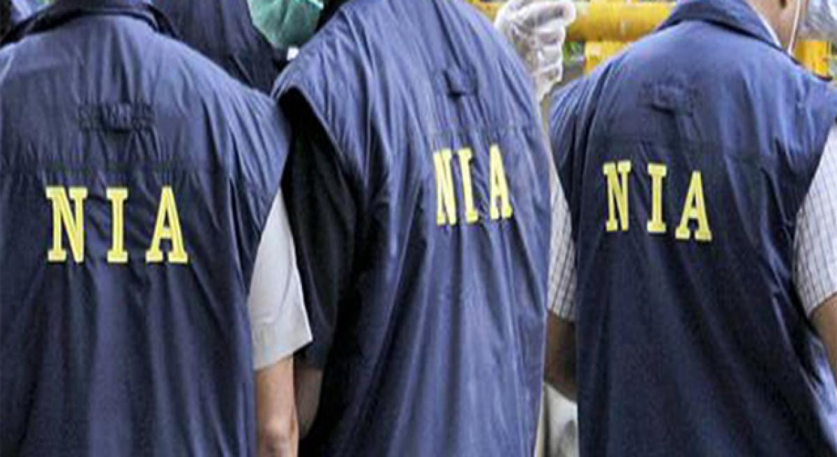 NIA team visits Anantapur to find clues