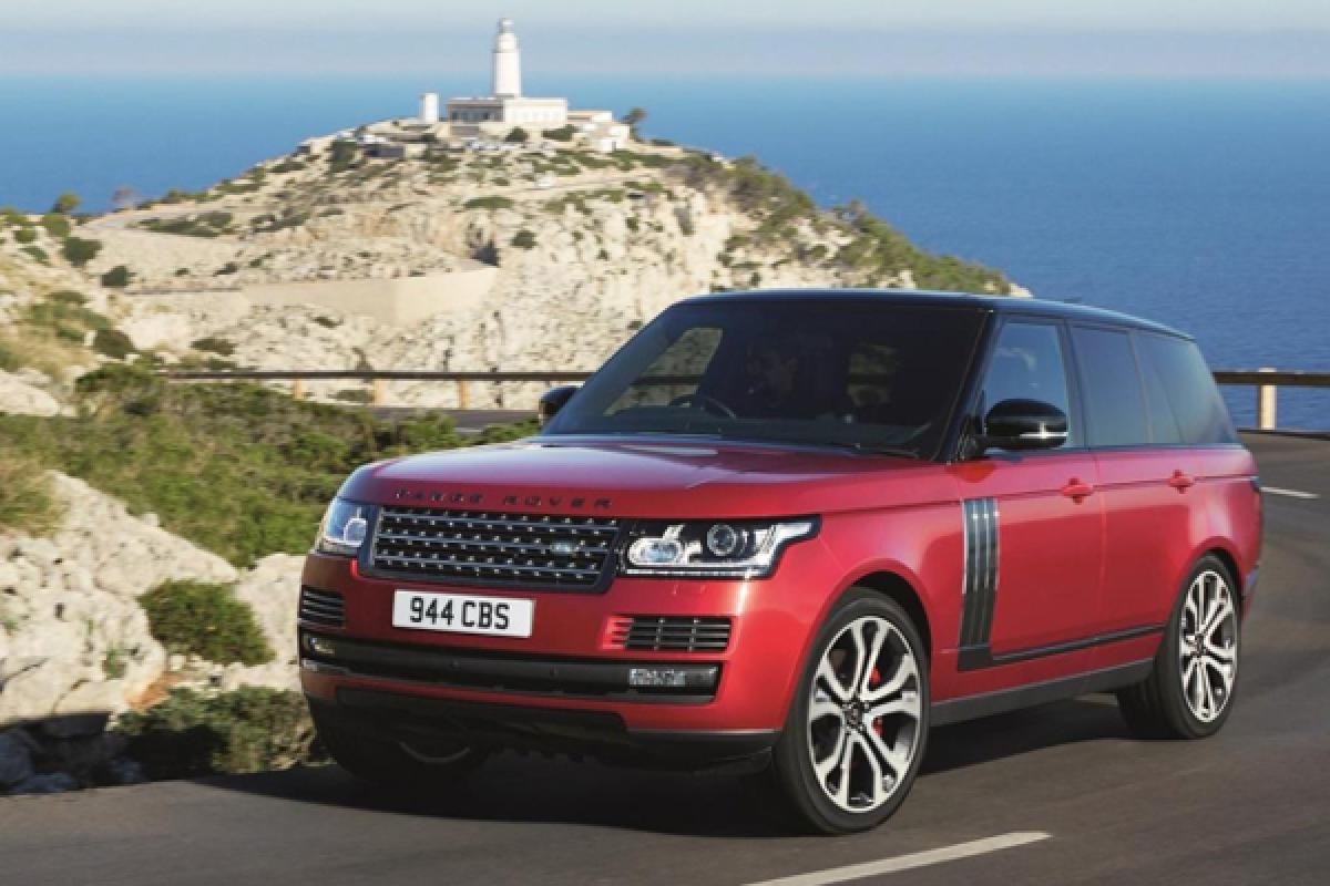 2017 Range Rover: New Tech Upgrades And A New-Dynamic Trim