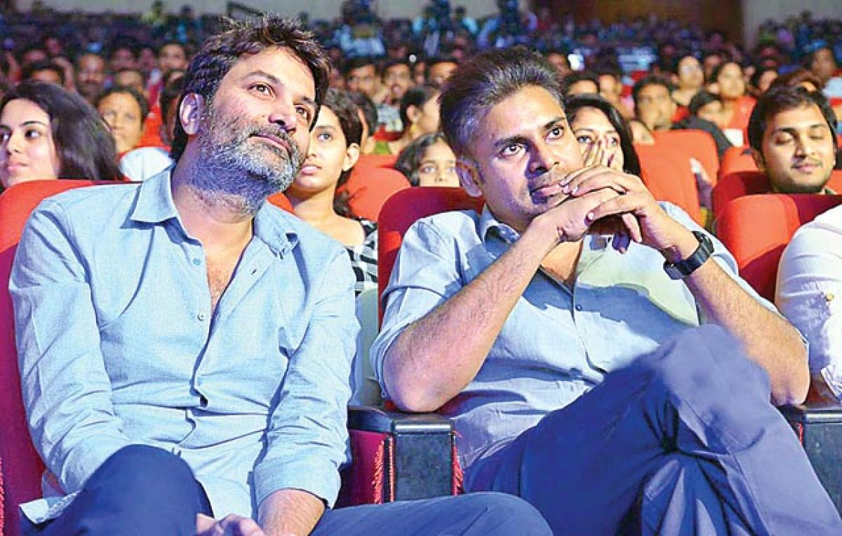 Industry is lucky to have a writer like Trivikram: Pawan Kalyan