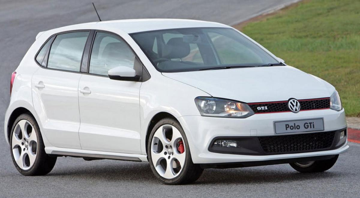 Volkswagen to launch Polo GTI in March 2016