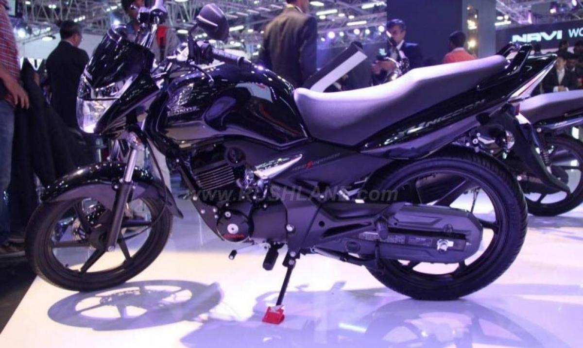 Honda Unicorn 150 resurrected at 2016 Auto Expo