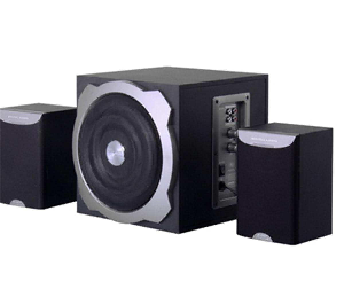 F&D launches new speakers at Rs.3,990