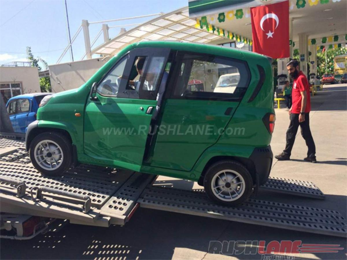 Safety credentials prevent Bajaj Qute sales in India