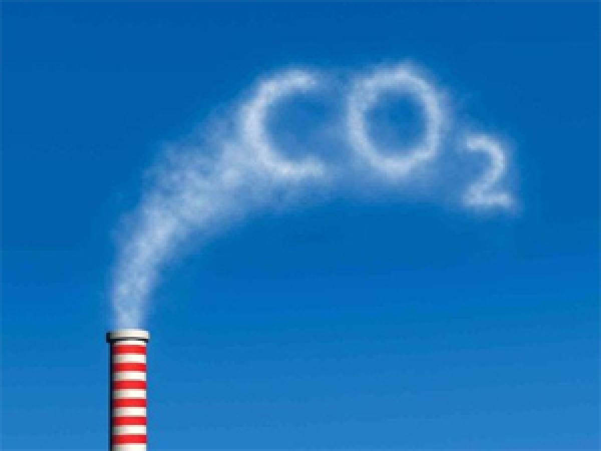 Cut in CO2 emission in US was due to financial recession