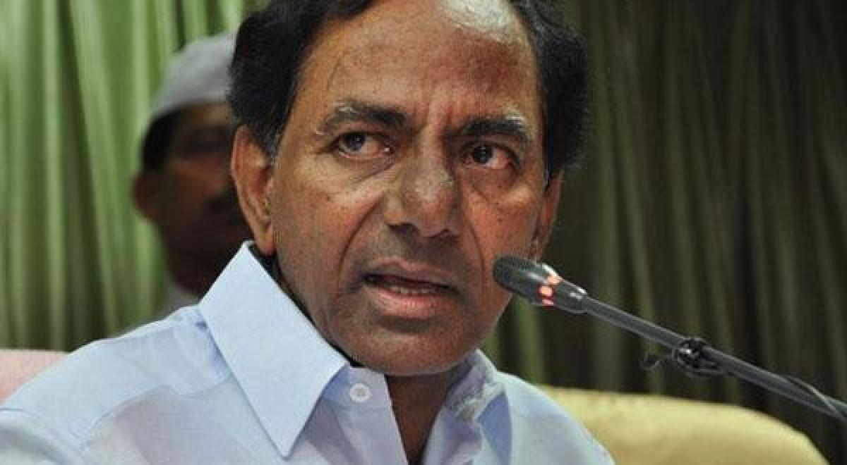 Telangana to take more steps to strengthen police force: KCR