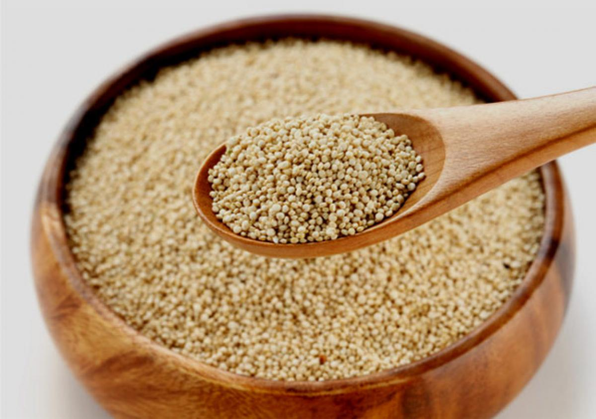 Quinoa the wonder food for weight loss