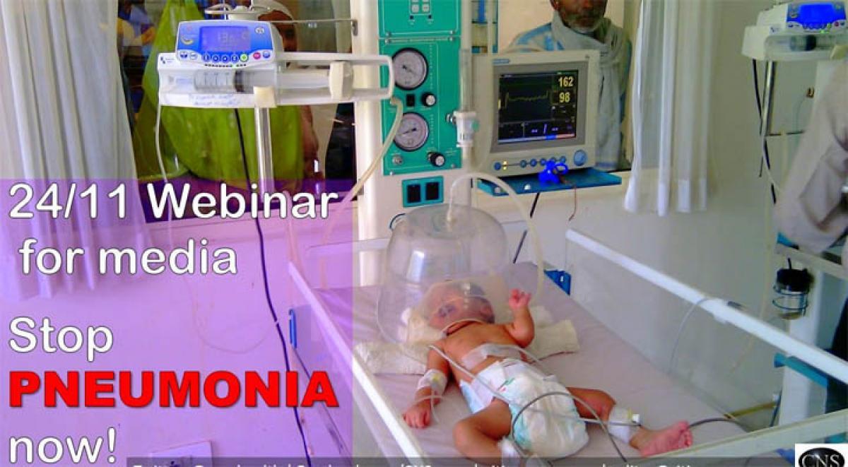 Addressing pneumonia: The deadly childhood illness