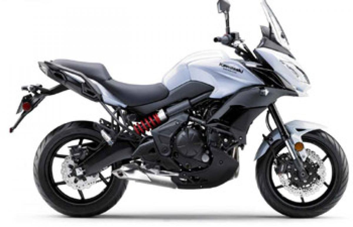 Kawasaki Versys 650 launched