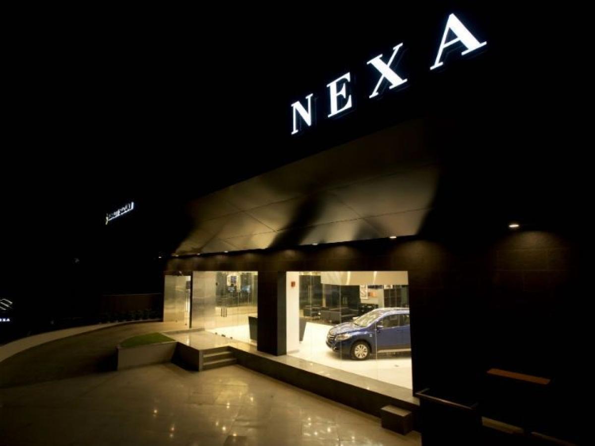 Maruti Suzuki Nexa launched