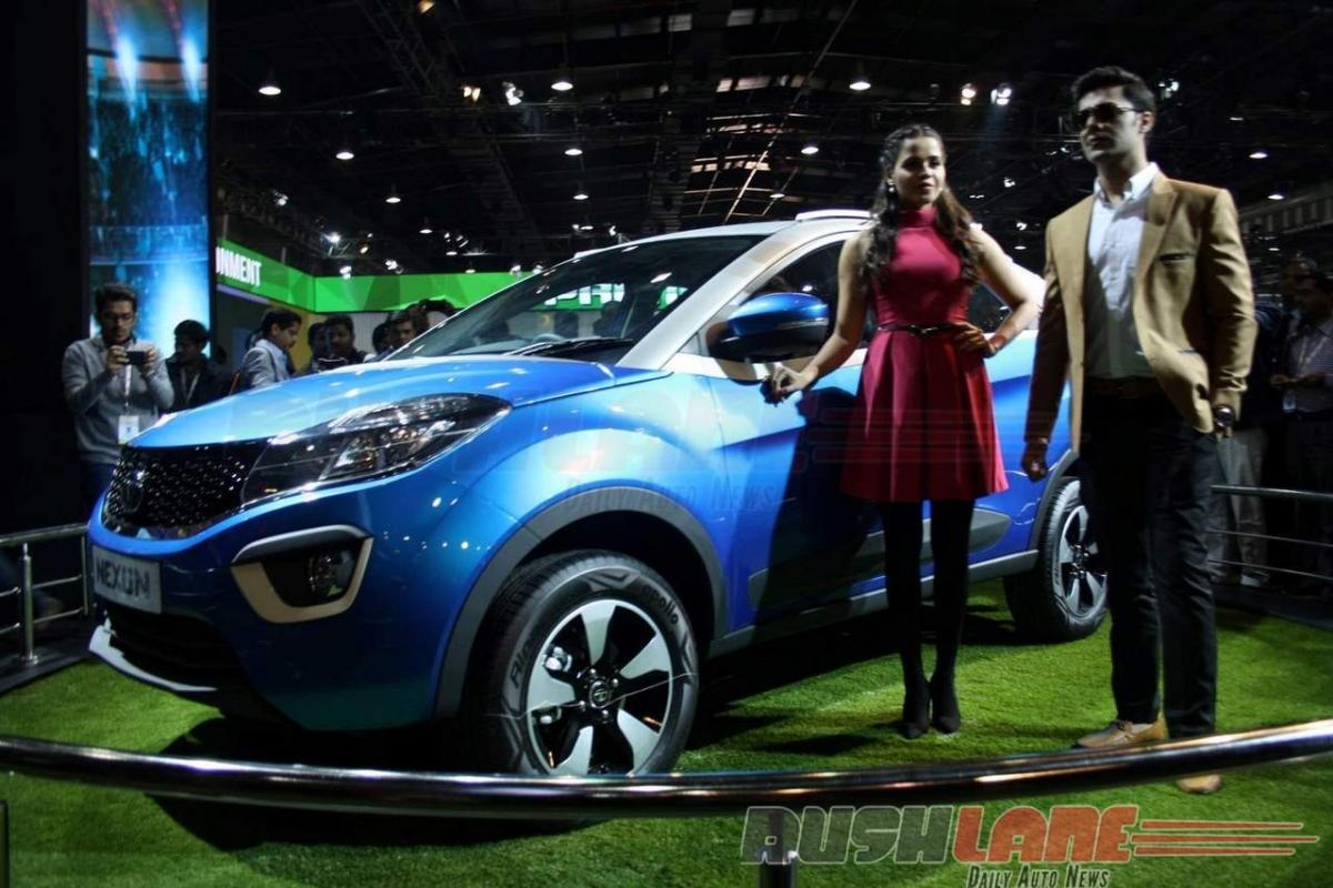 Check out features of Tata Nexon compact SUV