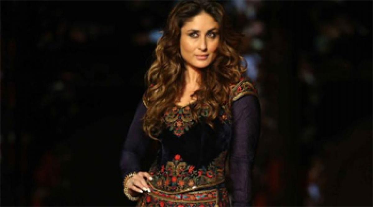 Kareena Kapoor in Ribhu Dasguptas next?