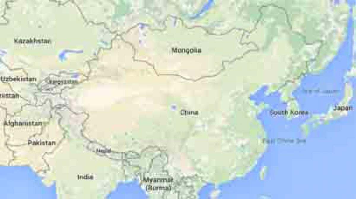 Magnitude 6.1 earthquake jolts central China