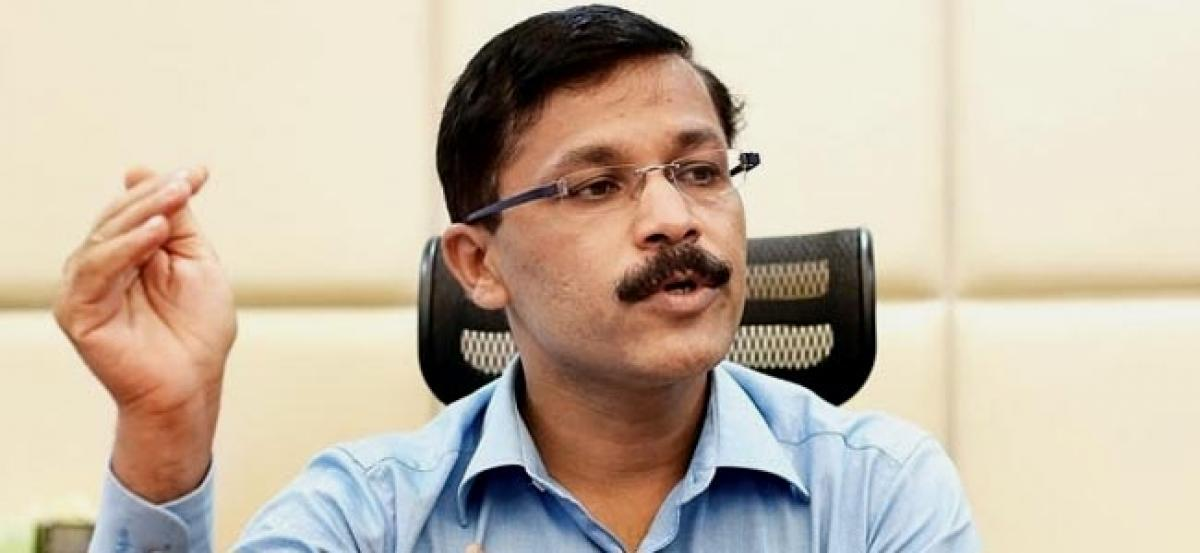 Tukaram Mundhe who was transferred as Navi Mumbai Commissioner is now CMD of PMPML