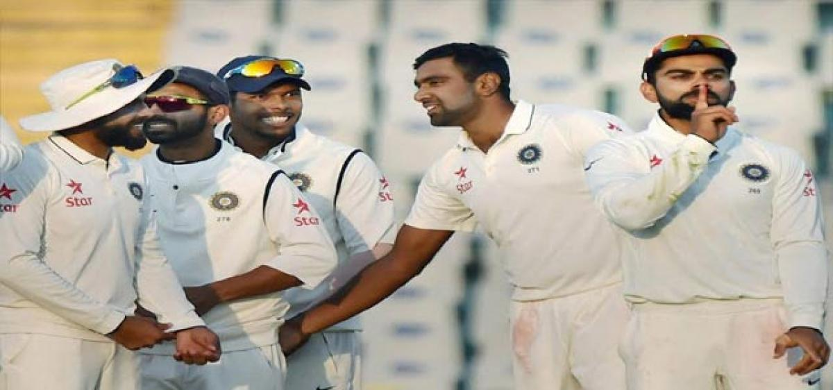 Ashwin heroics put India in commanding position