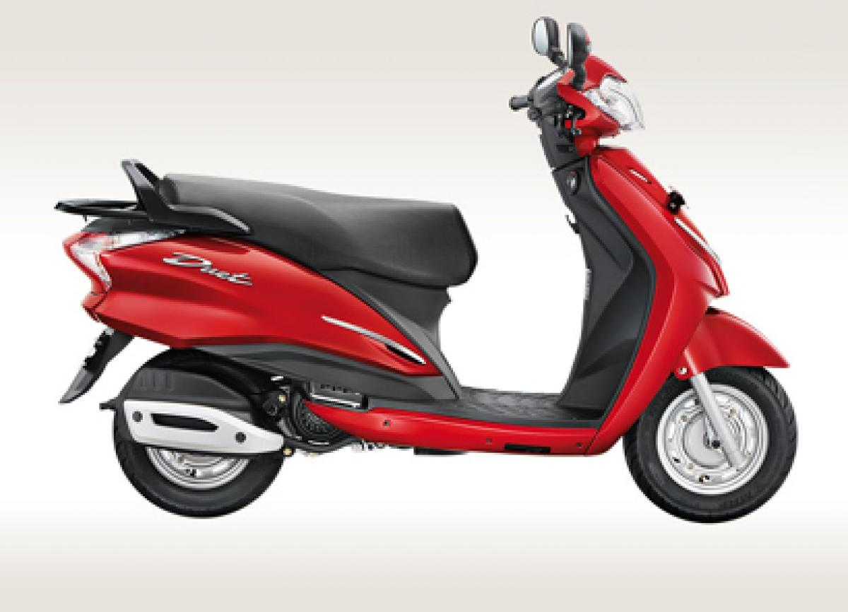 Hero Motorcorp wants to be No.1 in scooters
