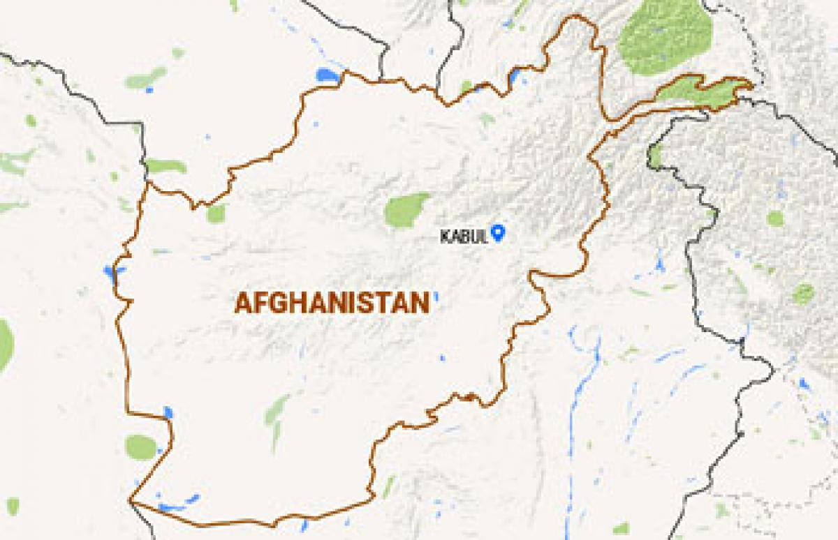 Afghanistan hit by earthquake measuring 5.9 on richter scale