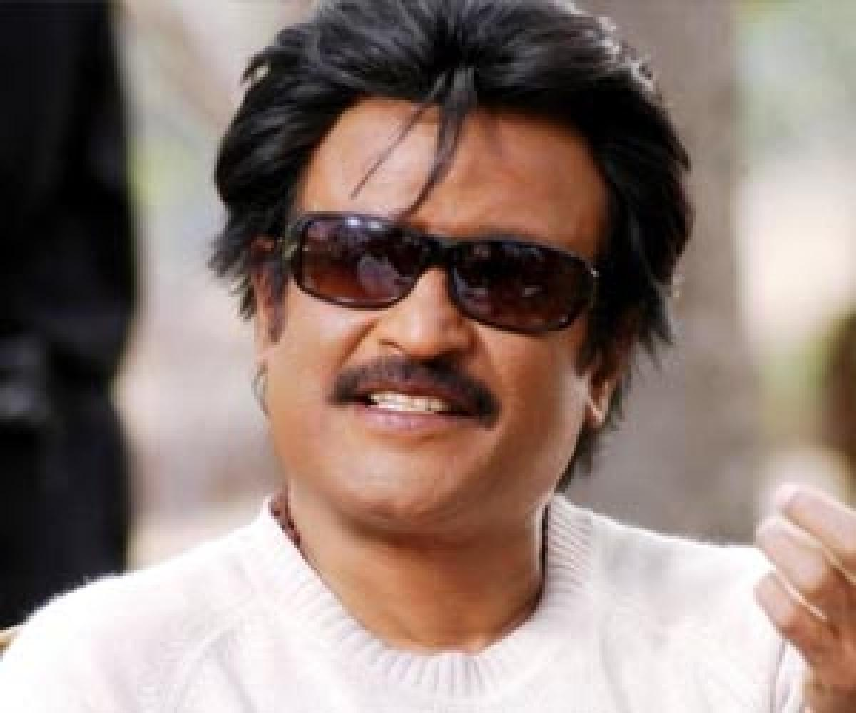 Rajinikanth gets a weird request: Ask fans to stop wasting milk