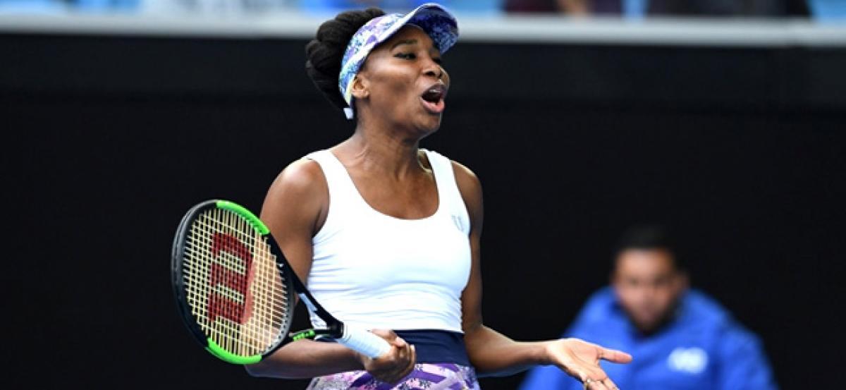 Australian Open: Commentator dropped over Venus Williams gorilla remark
