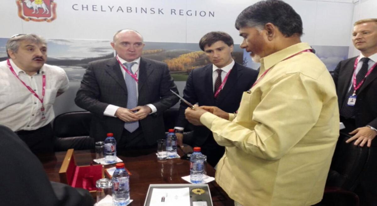 AP CM ropes in two provinces