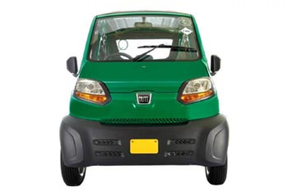 Bajaj Qute gets single-star rating in Euro NCAP tests