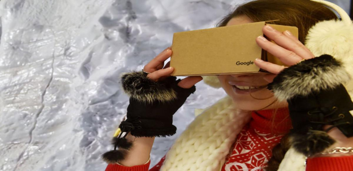 Google to launch New Age virtual reality headset soon