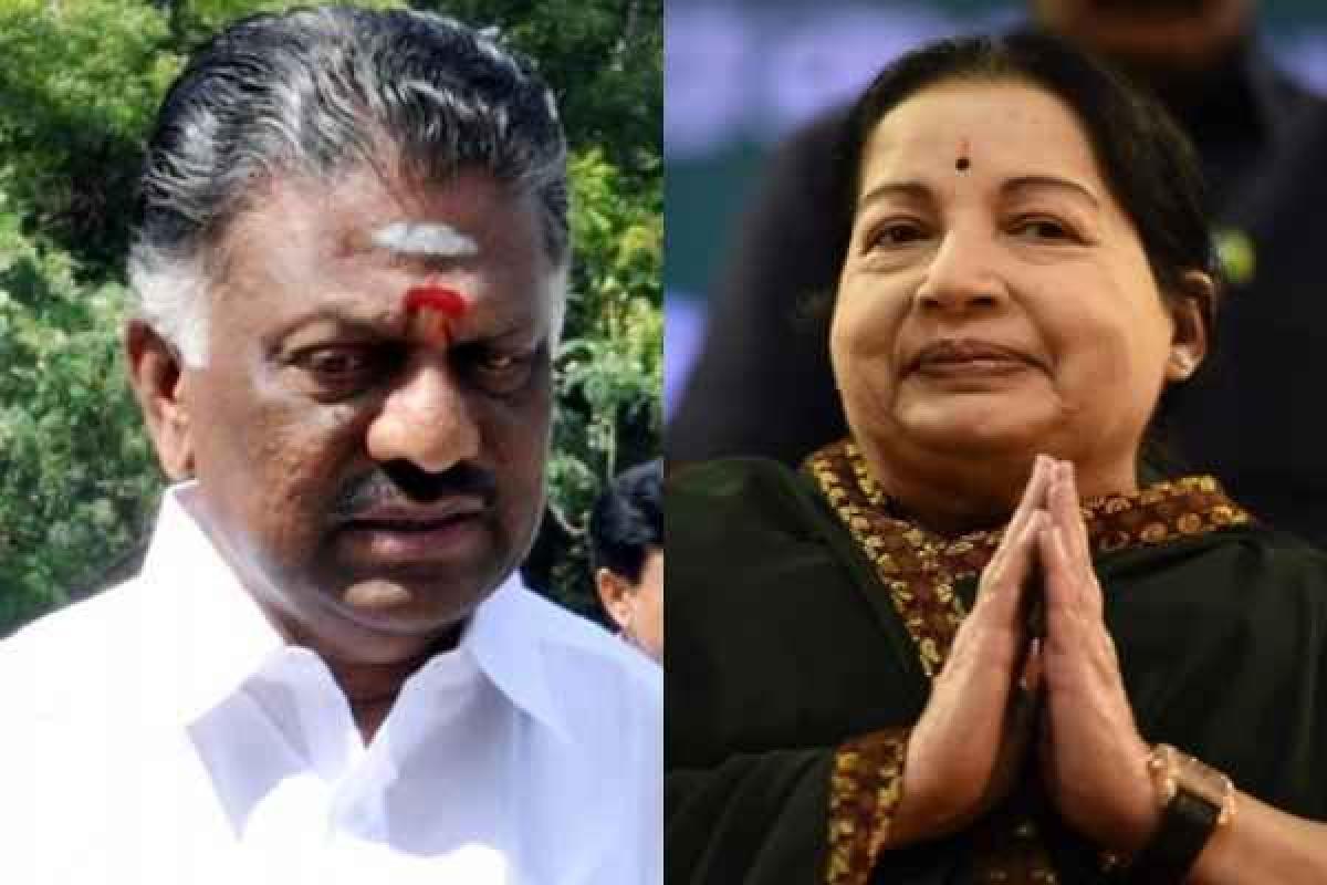 Jayalalithaas vision will be taken forward: Panneerselvam