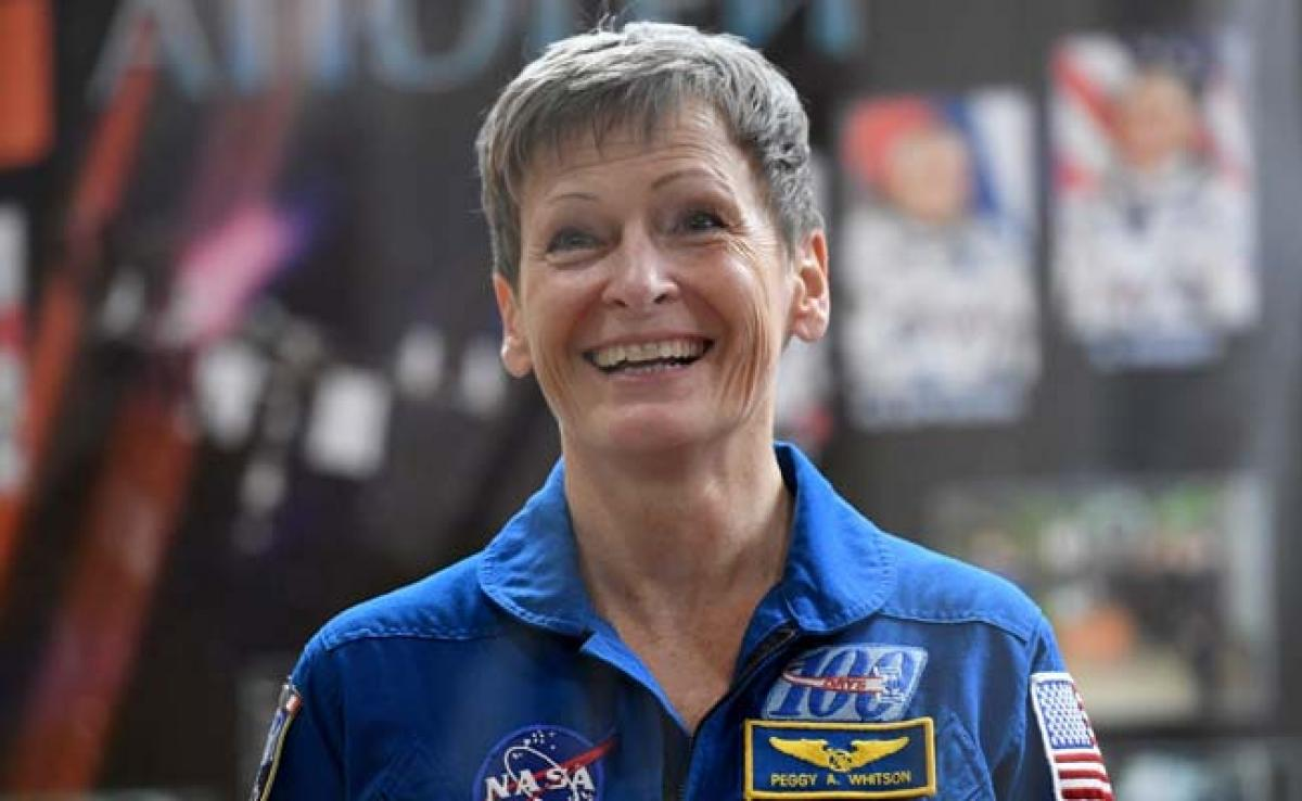 US Astronaut Peggy Whitson Sets To Outnumber Sunita Williams Spacewalks