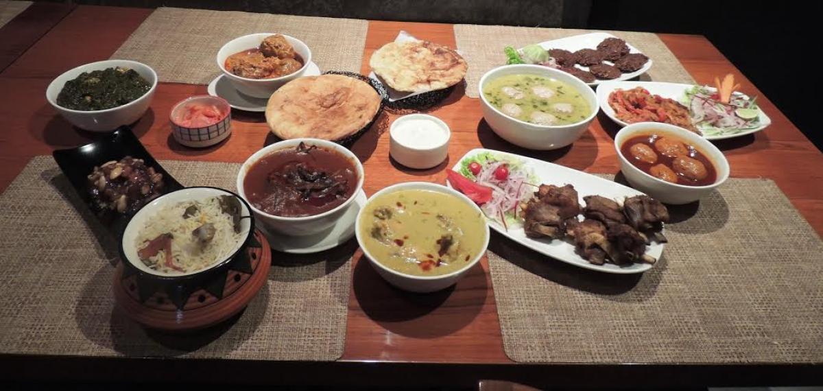 Coriander Leaf hosts Kashmiri Food Festival Dastarkhwan-e-Kashmir