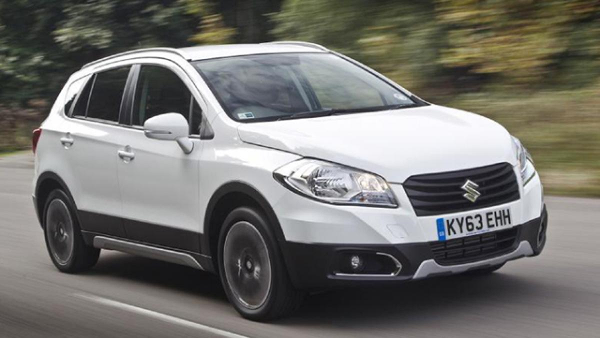 Suzuki S-Cross prices could start from `8.2 lakh
