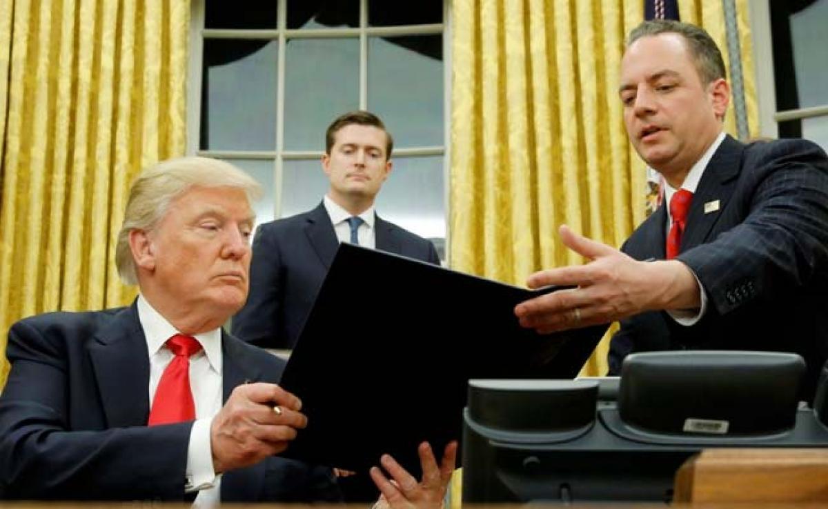 Media Delegitimising President From Day 1, Wont Take It, Says Team Donald Trump