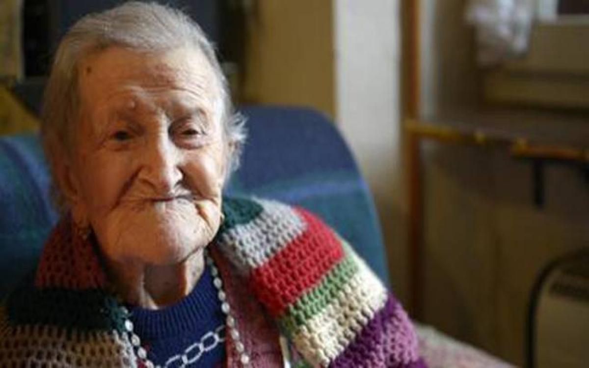 Emma Morano, Last Known Survivor Of 19th Century, Dies In Italy At Age 117