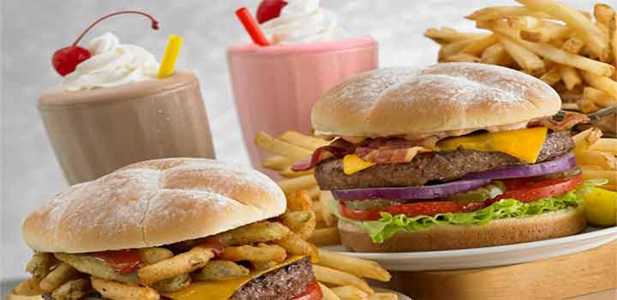Fatty foods trigger inflammation leading to diabetes