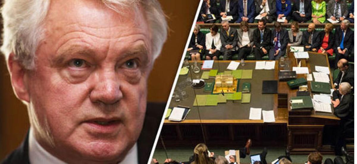 UK MPs warned not change Brexit bill