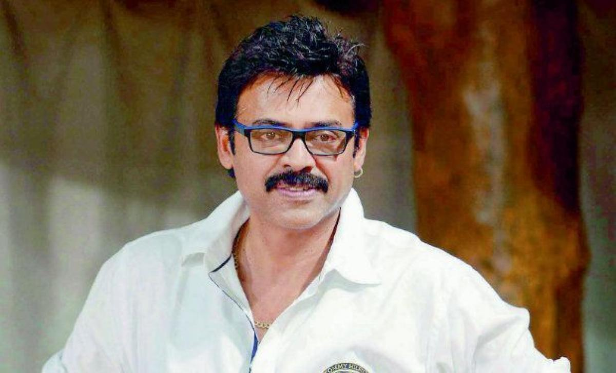Venkatesh to star in another remake