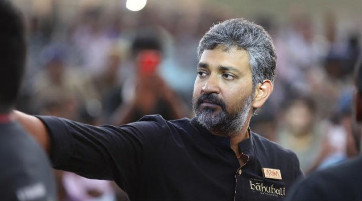 Rajamouli puts some conditions to top producer