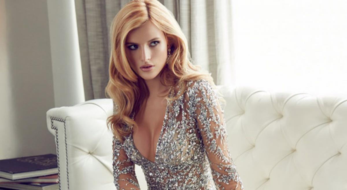 Bella Thorne feels used by Disick