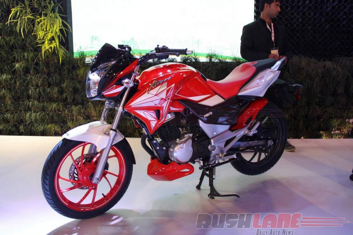 Hero Xtreme 200S not coming in 2016