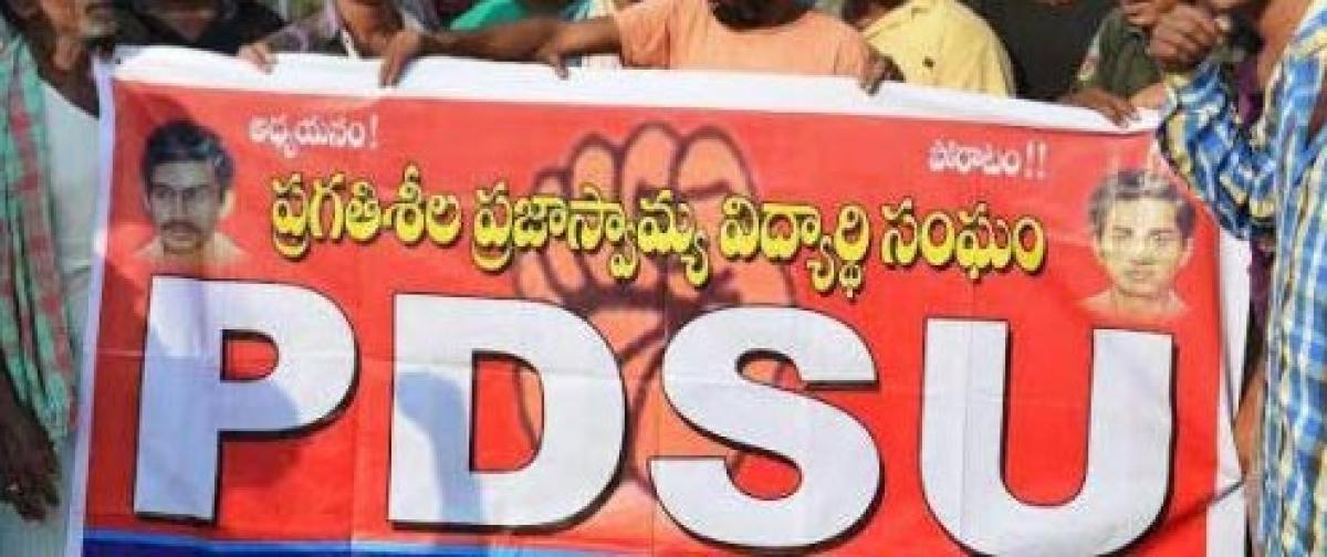PDSU slams government over education outlay
